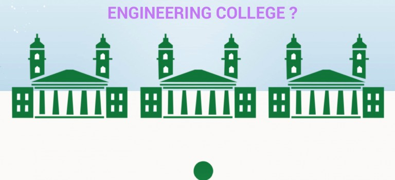Choosing a Right Engineering College: Step towards a Successful Career
