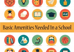 Amenities Needed In a School