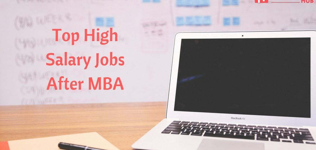 Jobs opportunities for a MBA graduate