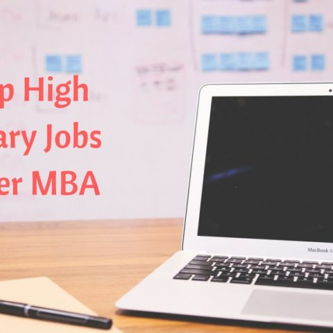Popular Job Opportunities After Completion of MBA