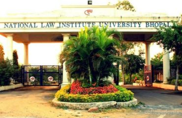 National Law Institute University, Bhopal