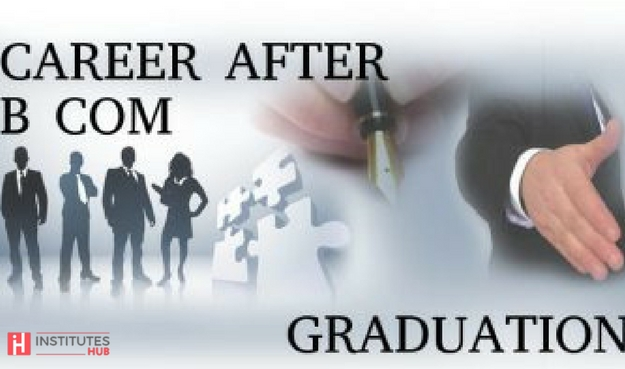 career options after graduation in commerce
