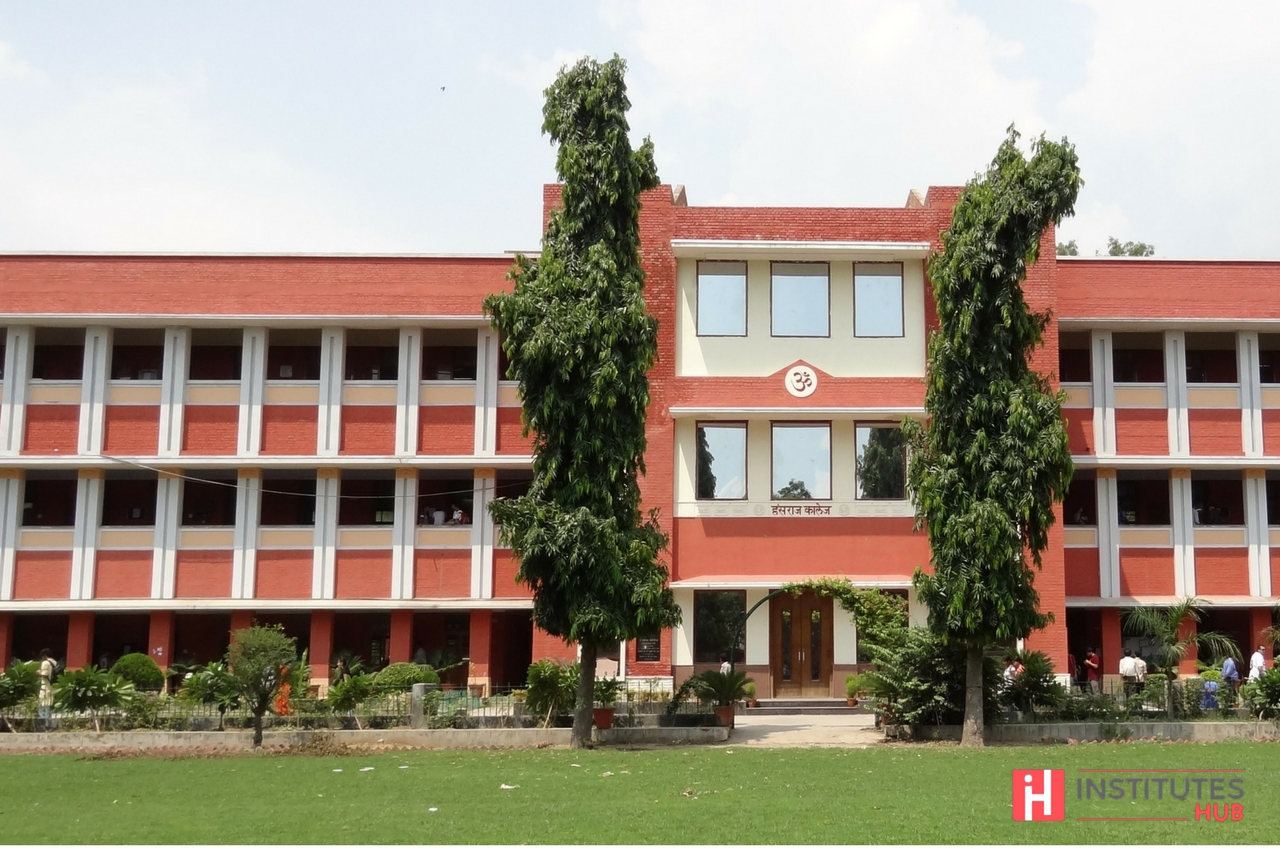 Hansraj College University of Delhi