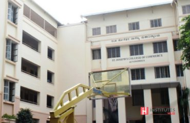 St. Joseph's College of Commerce, Bangalore