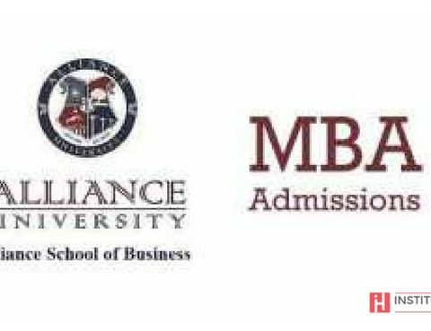 Alliance University MBA Admission 2018 Notification