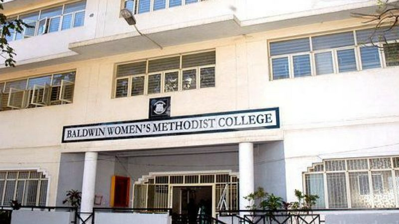 Baldwin Women's Methodist College, Bangalore