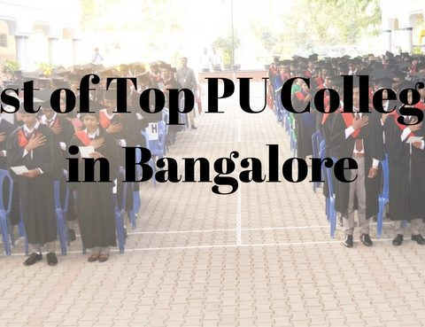Top Pre-University Colleges in Bangalore