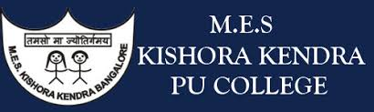 M.E.S. Kishora Kendra Pre-University College; PU Colleges in Bangalore