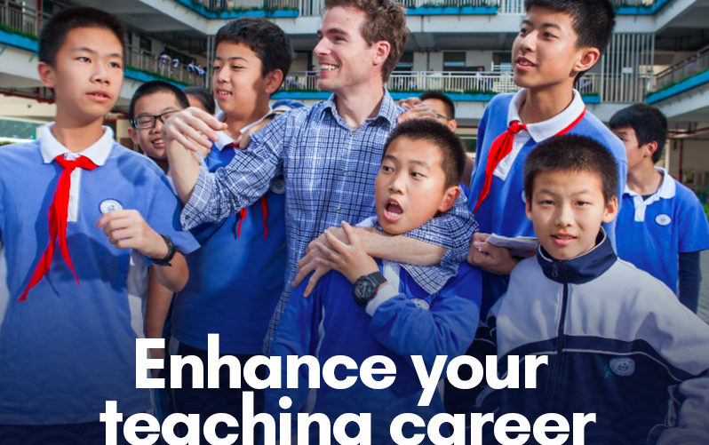 5 institutions to provide TEFL training in China