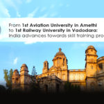 From 1st Aviation University in Amethi to 1st Railway University