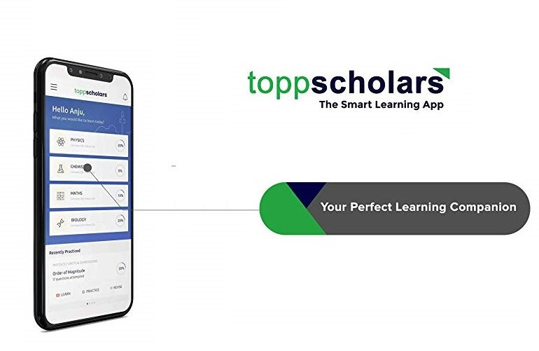 Toppscholars - The Smart Learning App