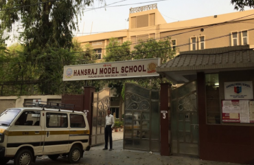Hansraj Model School, Punjabi Bagh, Delhi