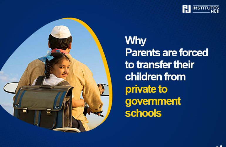 private to government schools